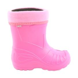 Růžový Dětská obuv Befado dětská obuv 162x101