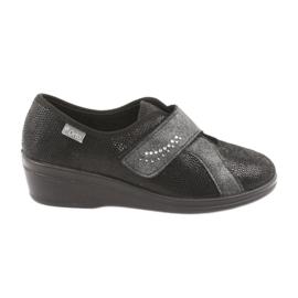 Černá Dámské boty Befado pu 032D002