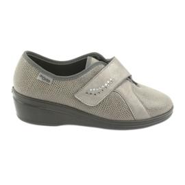Dámské boty Befado pu 032D003 šedá