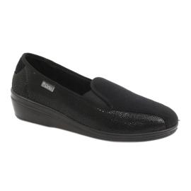 Černá Dámské boty Befado pu 034D002