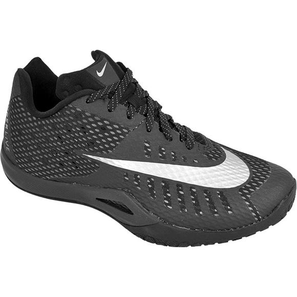Basketbalové boty Nike HyperLive M 819663-001 černá černá
