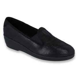 Černá Dámské boty Befado pu 035D002