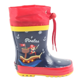American Club Americké děti déšť boty