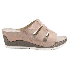 Goodin růžový Flip Flops