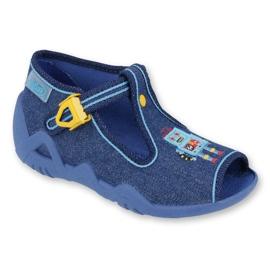 Dětská obuv Befado 217P103 modrý