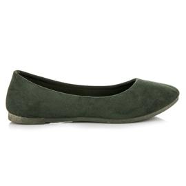 Seastar zelená Pohodlná balerína
