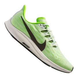 Zelená Obuv Nike Air Zoom Pegasus M AQ2203-003