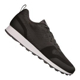 Černá Boty Nike Md Runner 2 19 M AO0265-003