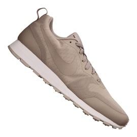 Hnědý Nike Md Runner 2 boty 19 M AO0265-200