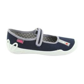 Befado navy blue obuv 114Y317