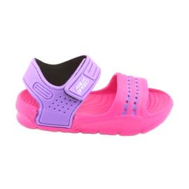 Sandály Aqua-speed Noli pink purple col.39