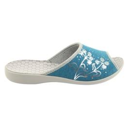 Dámské boty Befado pu 254D102 modrý