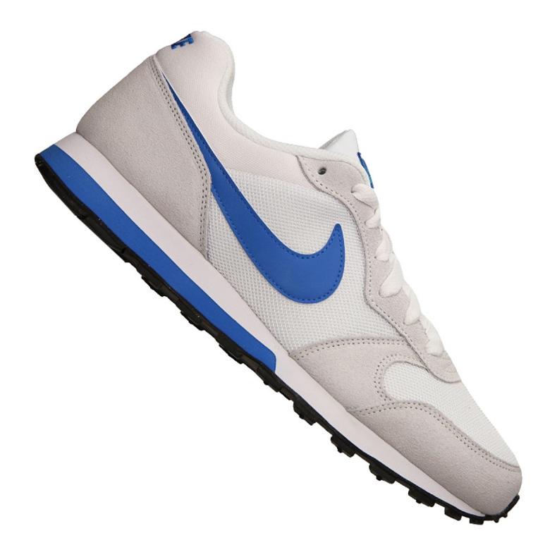 Šedá Nike Md Runner 2 M boty 749794-144