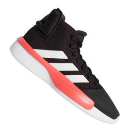 Basketbalové boty adidas Pro Adversary 2019 M BB9192 černá černá