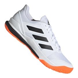 Boty Adidas Stabil Bounce M EF0206 bílá bílá