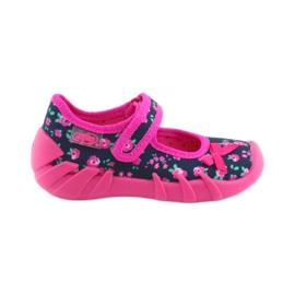Dámské pantofle Befado 109p181 růžové