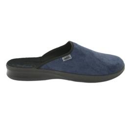 Modrý Pánské boty Befado pu 548M018