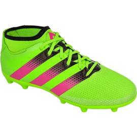 Kopačky adidas Ace 16.3 Primemesh FG / AG M AQ2555 zelená zelená