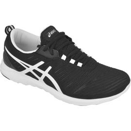 Černá Běžecká obuv Asics Supersen M T623N-9001
