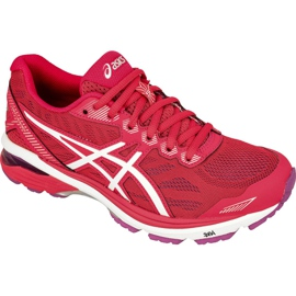 Růžový Běžecká obuv Asics GT-1000 5 W T6A8N-2101