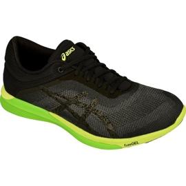 Černá Běžecká obuv Asics fuzeX Rush M T718N-9790
