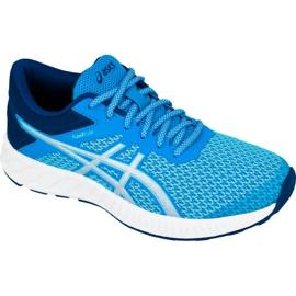 Modrý Běžecká obuv Asics fuzeX Lyte 2 W T769N-4393