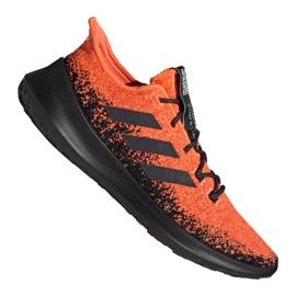 Červená Běžecká obuv adidas SenseBOUNCE + M G27233