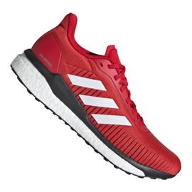 Červená Běžecká obuv adidas Solar Drive 19 M EF0790