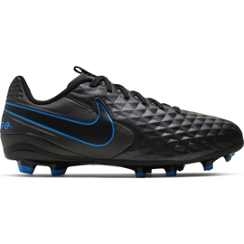 Fotbalová obuv Nike Tiempo Legend 8 Academy FG / MG Jr AT5732 004