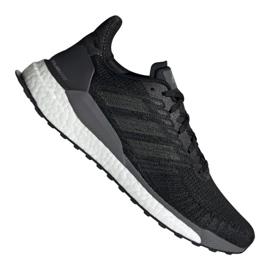 Černá Běžecká obuv adidas Solar Boost 19 M EF1413