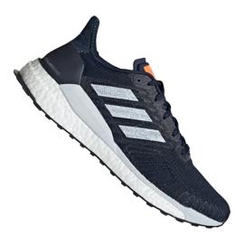 Vícebarevný Běžecká obuv adidas Solar Boost 19 M G28059