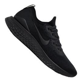 Černá Běžecká obuv Nike Epic React Flyknit 2 M BQ8928-011
