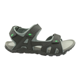 Sandály 4F M H4L19-SAM003 20S černá