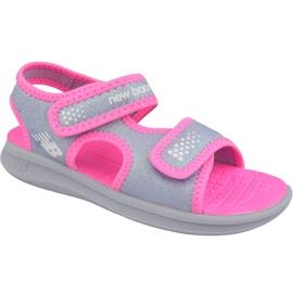 Sandály New Balance Sandal K K2031GRP