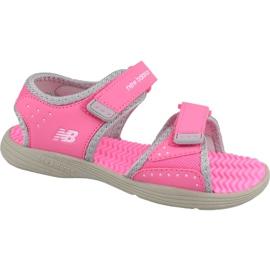 Růžový Sandály New Balance Sandal K K2004GRP