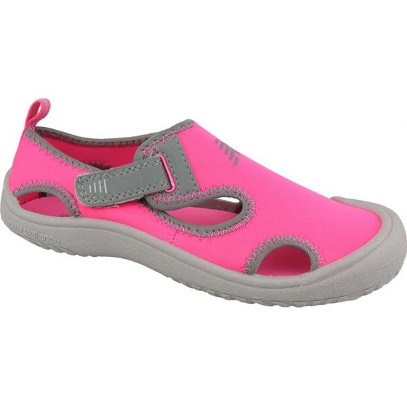 Sandály New Balance Sandal K K2013PKG růžový