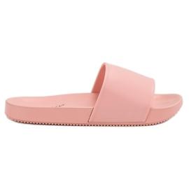 Seastar růžový Korálové pantofle
