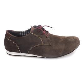 Hnědý Městské boty Casual 4245 Beige