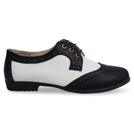 Klasické boty Jazzowki 4D85G Black