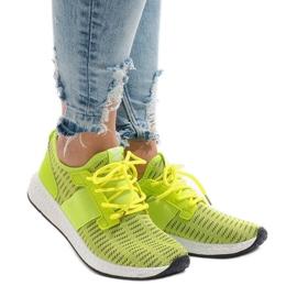 275-Y zelená sportovní obuv