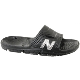 Černá Pantofle New Balance M SD104BS