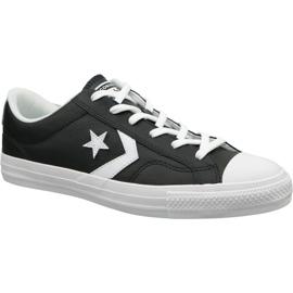 Černá Converse Star Player Ox 159780C boty