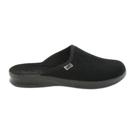 Černá Pánské boty Befado pu 548M020