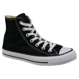 Černá Converse Chuck Taylor All Star Hi M9160C