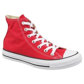 Červená Boty Converse Chuck Taylor All Star Hi M9621C