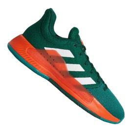Basketbalové boty adidas Pro Bounce Madness Low 2019 M BB9226 zelená zelená