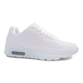 Bílá sportovní obuv