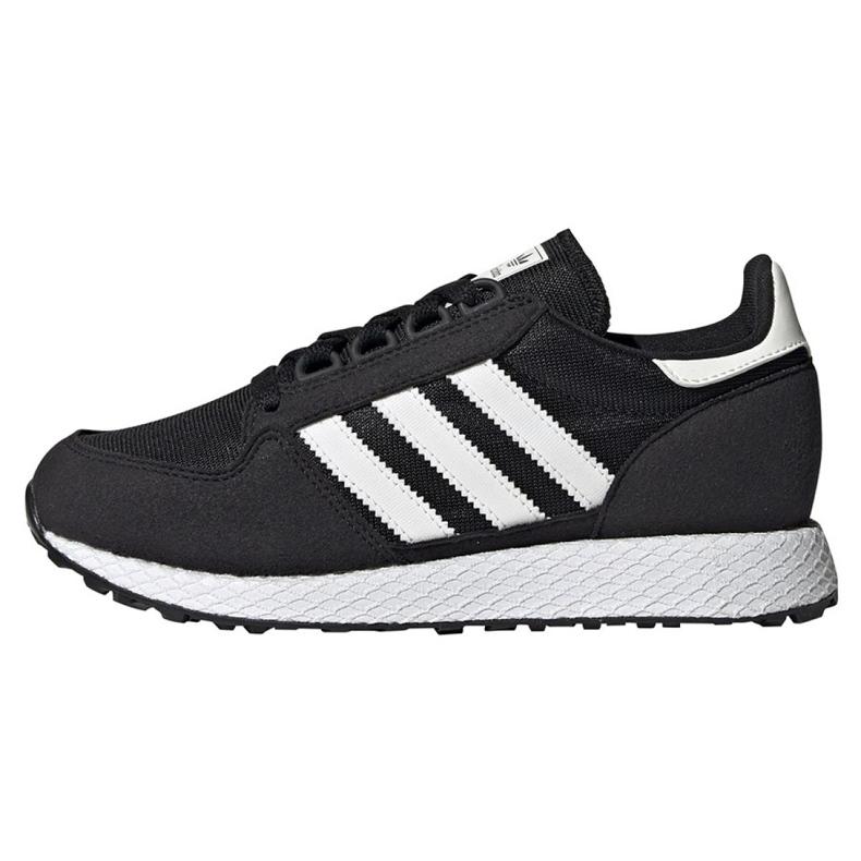 Obuv Adidas Originals Forest Grove Jr EE6557 černá