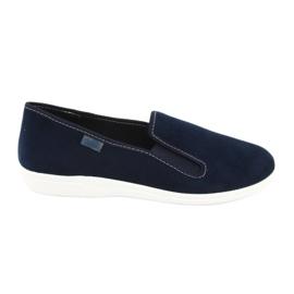 Befado obuv pro mladé pvc 401Q047 válečné loďstvo