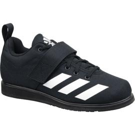 Černá Boty Adidas Powerlift 4 W BC0343